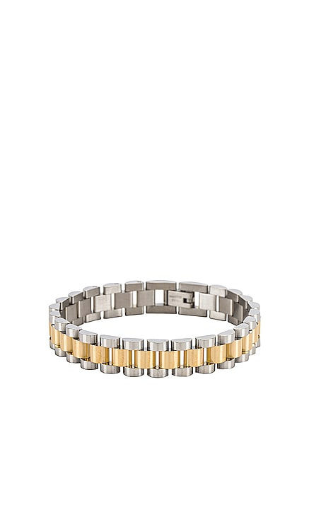 The Two-Toned Timepiece Bracelet Luv AJ $110 BEST SELLER