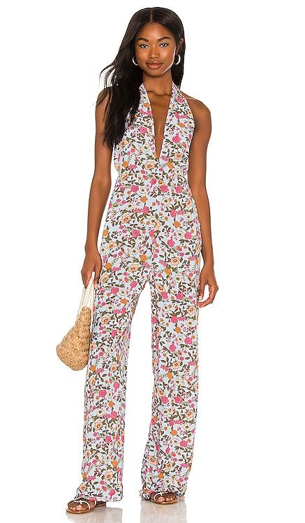 Dainty Begonia Jumpsuit Maaji $112