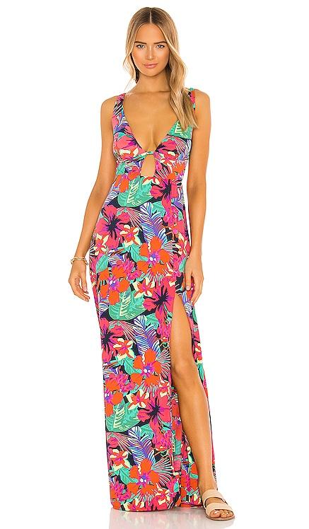 Flowering Crystal Dress Maaji $119 NEW