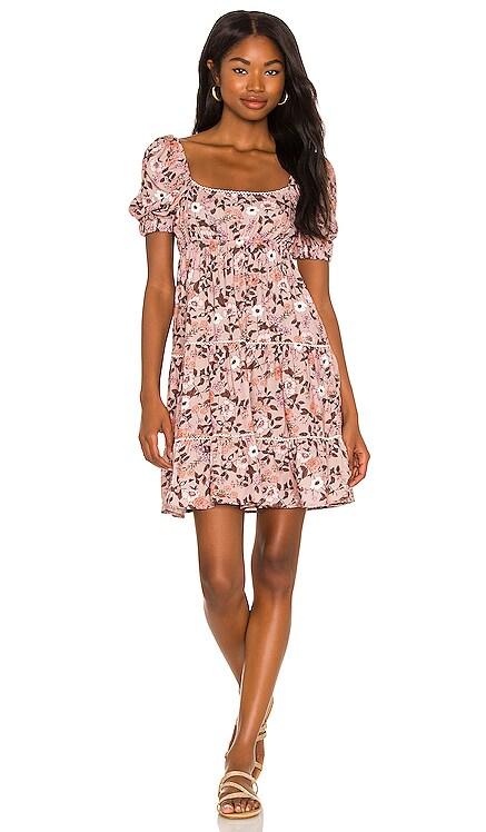 Ditsy Leah Short Dress Maaji $98 NEW