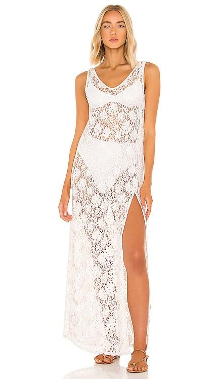Dunes Lace Margareth Dress Maaji $140