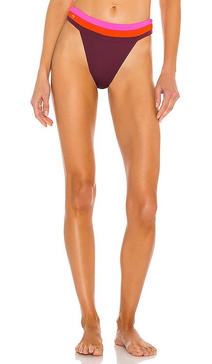 Vintage Grape Sienna Bikini Bottom Maaji $62 BEST SELLER