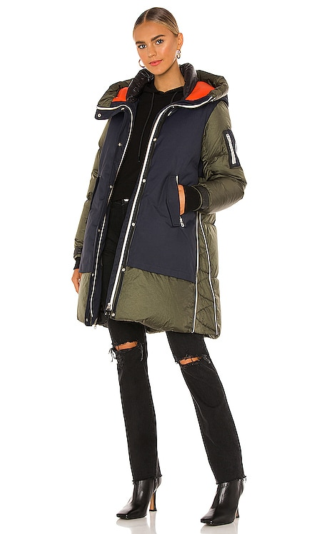 Inari Puffer Jacket Mackage $1,150 NEW