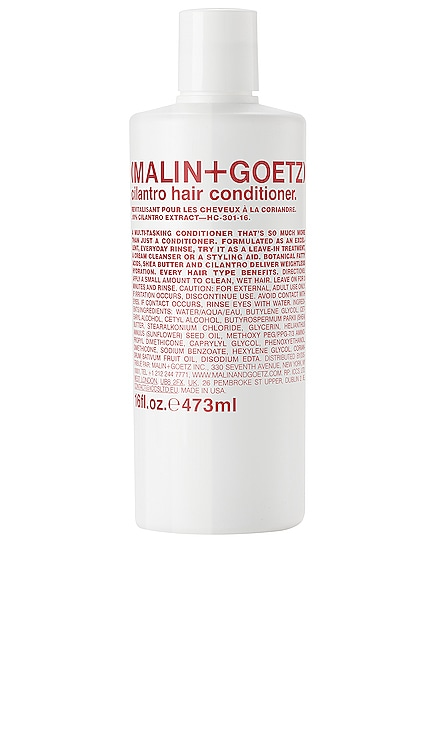 Cilantro Hair Conditioner MALIN+GOETZ $42 BEST SELLER