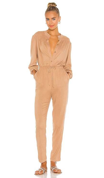 The Ava Jumpsuit MAJORELLE $218