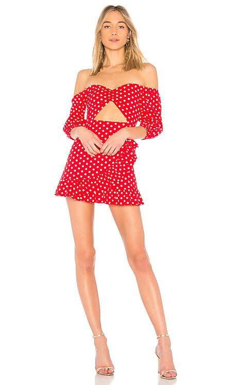Michelle Dress MAJORELLE $95