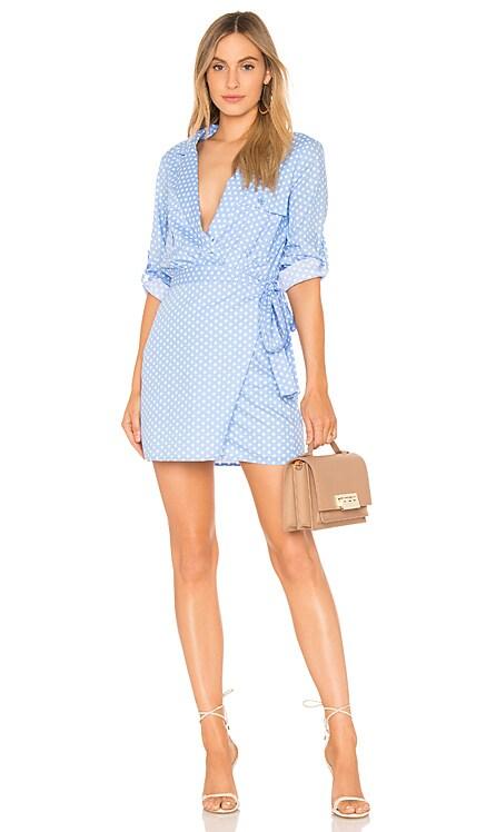 Beckett Dress MAJORELLE $72