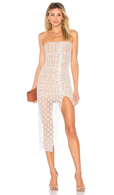Brady Dress MAJORELLE $146