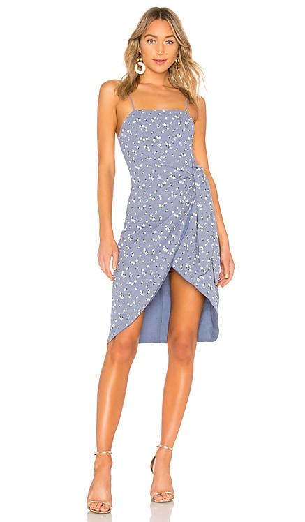 Anna Dress MAJORELLE $71