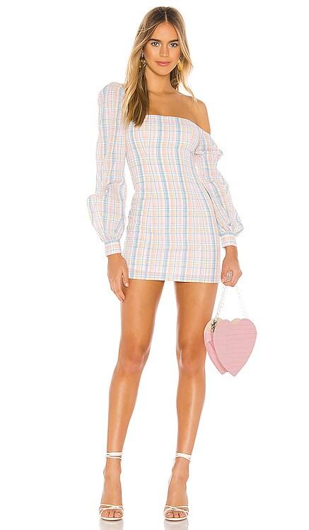 Harlow Mini Dress MAJORELLE $81