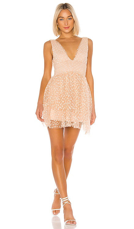 Dora Mini Dress MAJORELLE $198 BEST SELLER