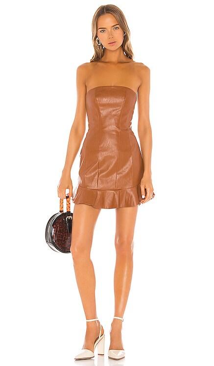 Talan Mini Dress MAJORELLE $57