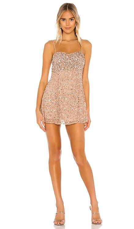 Rhodes Mini Dress MAJORELLE $298 BEST SELLER