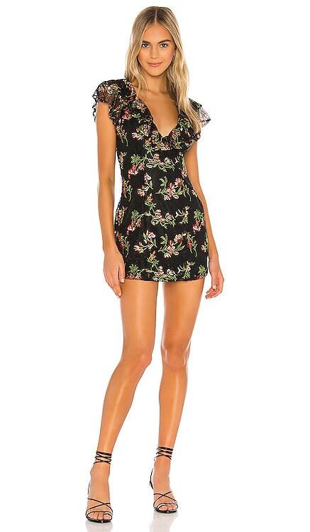 Marlow Dress MAJORELLE $218