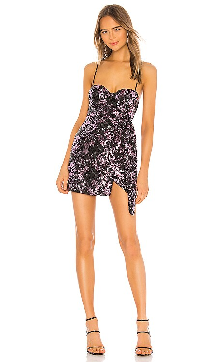 Aida Mini Dress MAJORELLE $238 NEW ARRIVAL