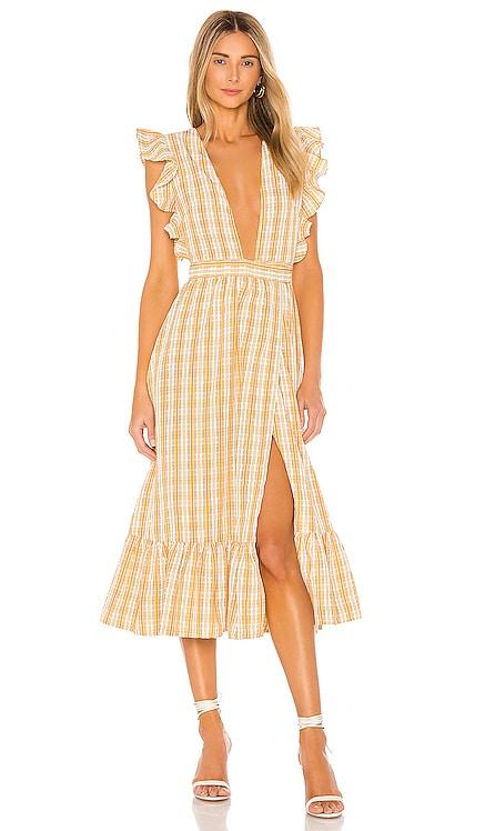 Mistwood Dress MAJORELLE $197