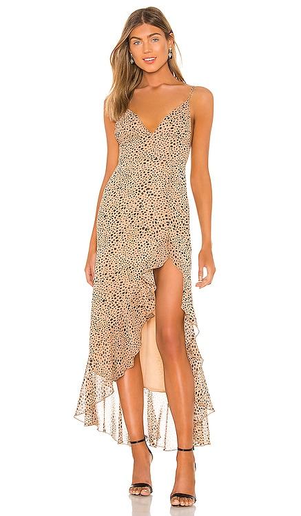 LORETO ドレス MAJORELLE $228