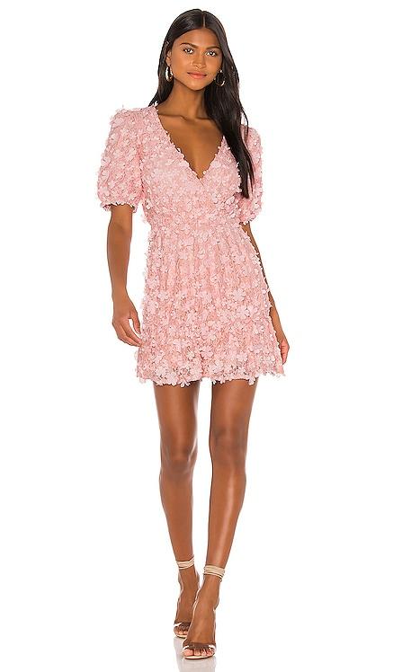 Tanner Mini Dress MAJORELLE $228