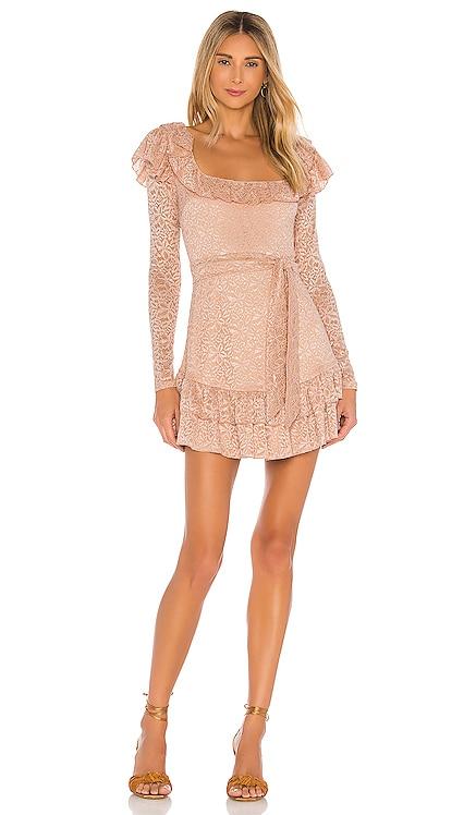 Priyanka Mini Dress MAJORELLE $225