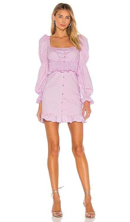 Lomita Mini Dress MAJORELLE $90