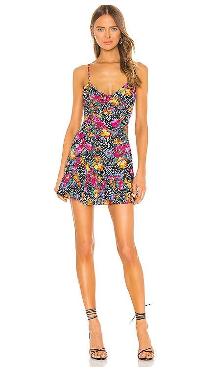 Melville Mini Dress MAJORELLE $178 NEW ARRIVAL