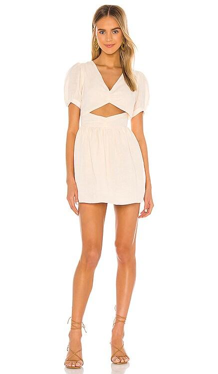 Powell Mini Dress MAJORELLE $188 NEW ARRIVAL
