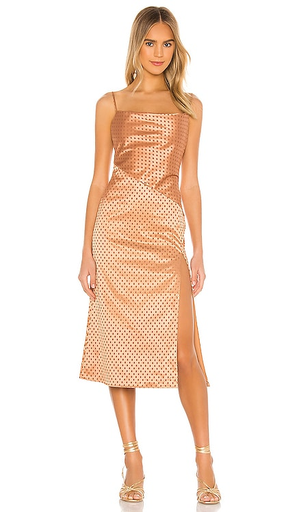 Isadora Maxi Dress MAJORELLE $82