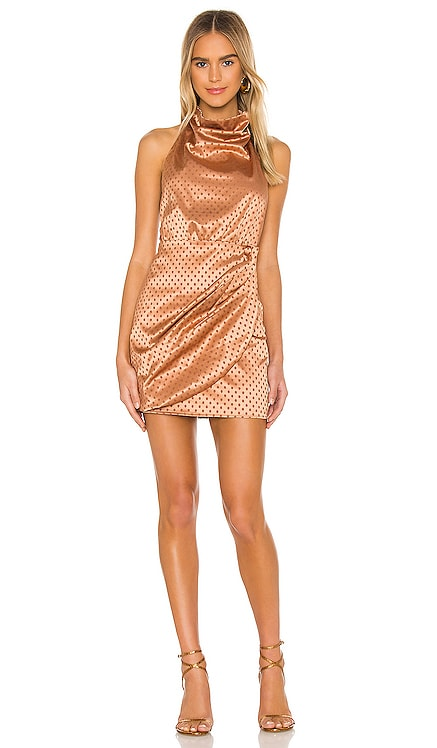 Yasmin Mini Dress MAJORELLE $96