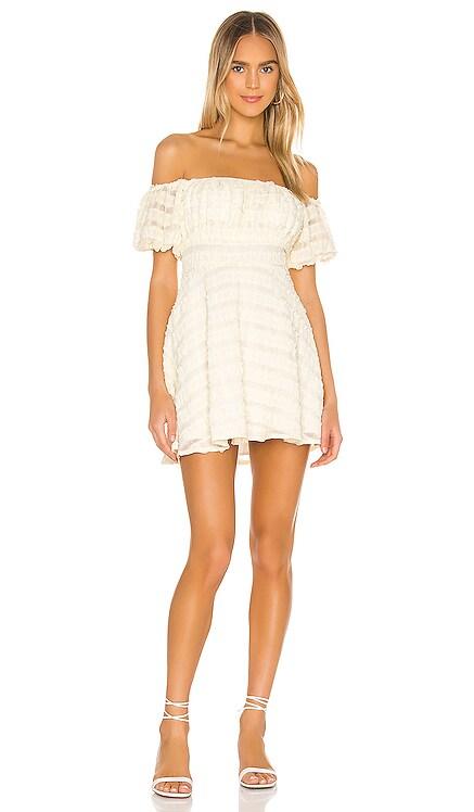 Curtis Mini Dress MAJORELLE $123