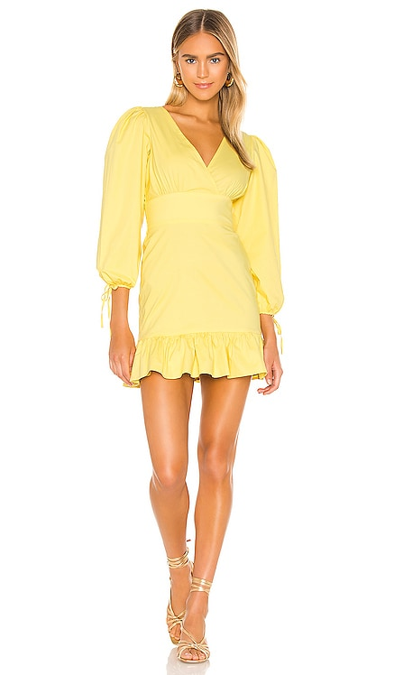 Heidi Mini Dress MAJORELLE $178