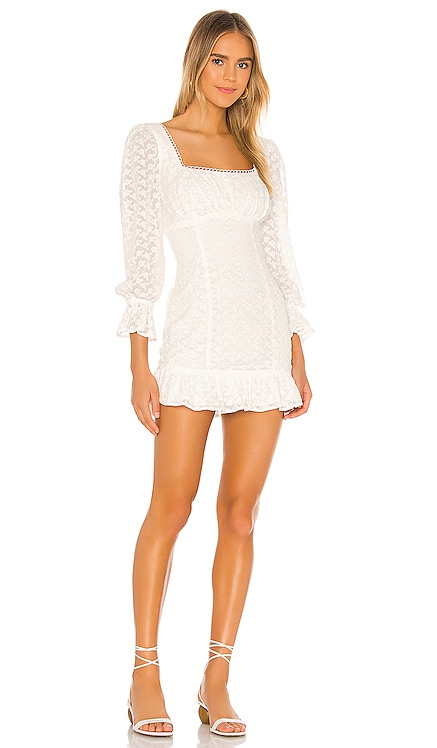 Charleston Mini Dress MAJORELLE $228