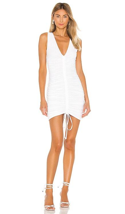 Birdie Mini Dress MAJORELLE $148