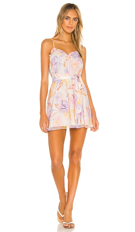 Alba Mini Dress MAJORELLE $188
