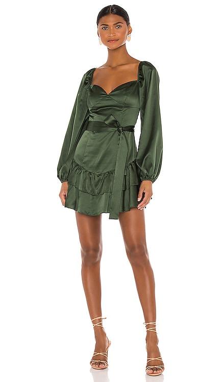 Etta Mini Dress MAJORELLE $228 NEW
