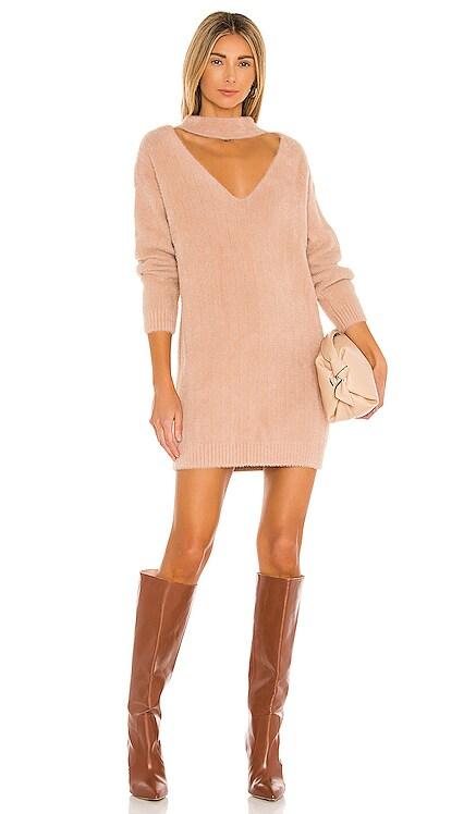Jace Sweater Dress MAJORELLE $135