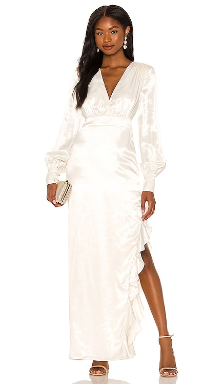 Pearl Gown MAJORELLE $268 NEW