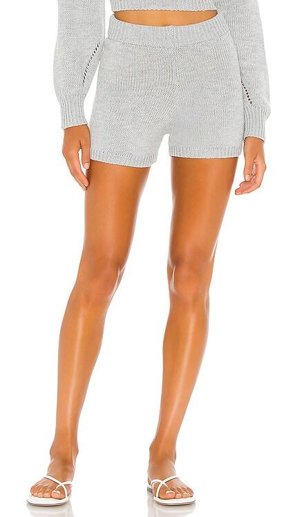 Keiran Knit Shorts MAJORELLE $88
