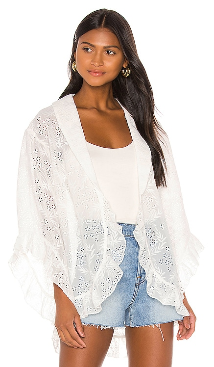 Faria Kimono MAJORELLE $86