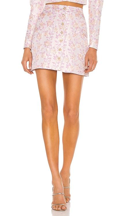Fresno Mini Skirt MAJORELLE $158 NEW ARRIVAL