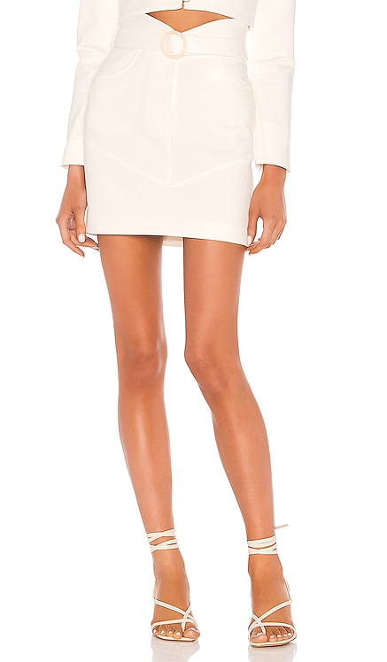 Simi Mini Skirt MAJORELLE $158 NEW ARRIVAL