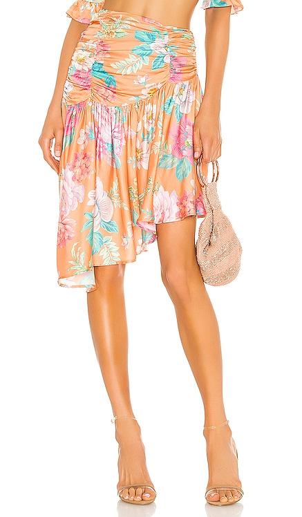 Angeles Mini Skirt MAJORELLE $81