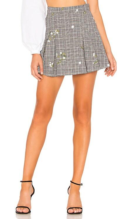 Agatha Mini Skirt MAJORELLE $62