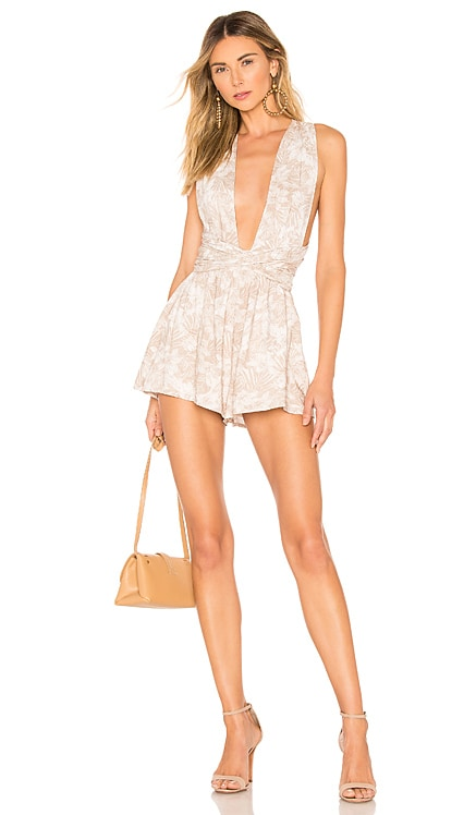 Callie Romper MAJORELLE $47 (FINAL SALE)