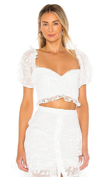 Tinna Top MAJORELLE $135
