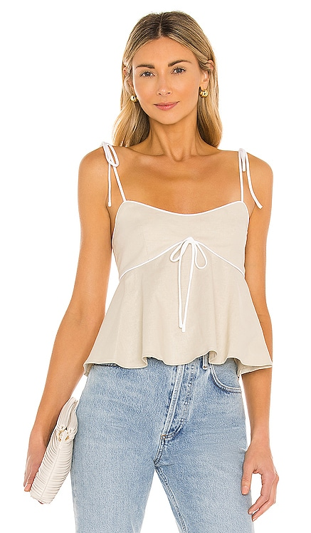 Lucy Top MAJORELLE $108 NEW