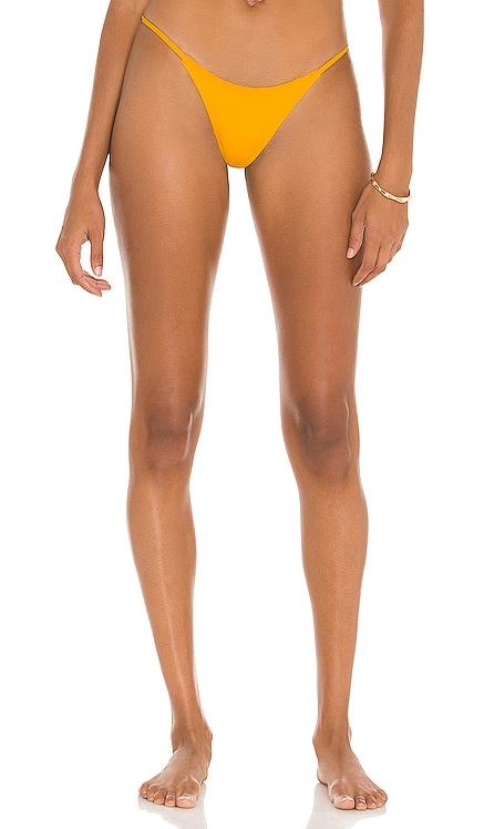 The Ultra Brief Bikini Bottom MINIMALE ANIMALE $75 NEW