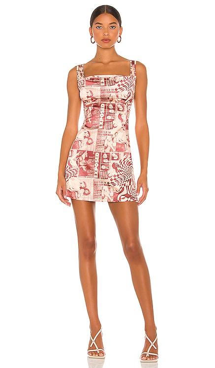 Ginger Dress Miaou $195