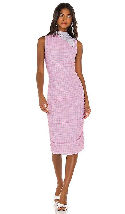 Sofia Dress Miaou $255 NEW