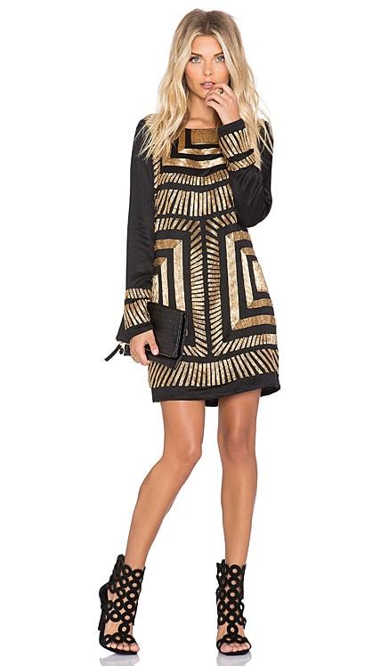 Satin Embellished Dress Mara Hoffman $454