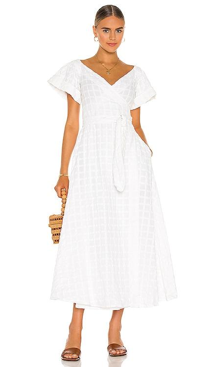 Adelina Dress Mara Hoffman $350 NEW